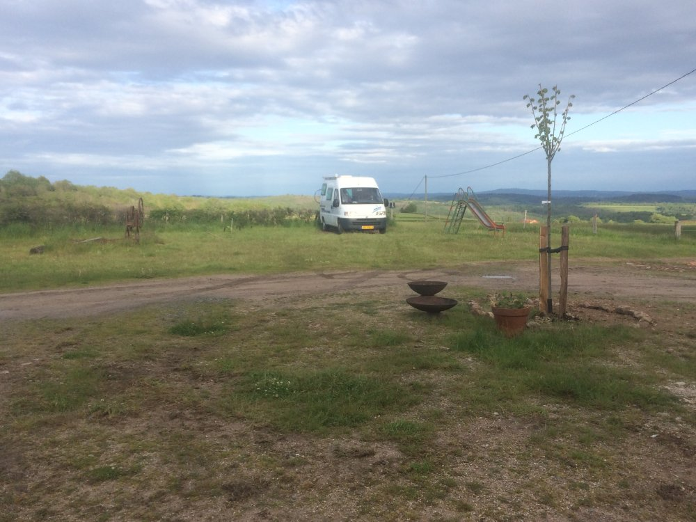Aire camping-car à Dettey (71190) - Photo 5